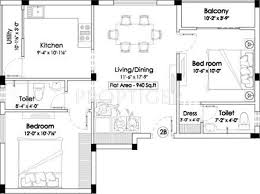 the inspira floor plan 940 sq ft 2 bhk floor plan image aura deziner inspira available
