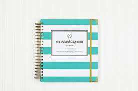 wedding planner book the wedding book sui