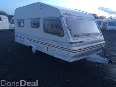 5 Berth Caravan With Awning Sprite Alpine Caravan 4 Berth 3way Fridge Bathroom Sink Cooker And