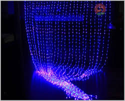icicle led lights new year curtain string lights garden ls