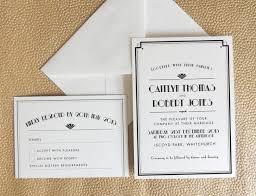 deco wedding invitations isura ink