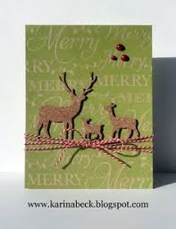 the sting tower deer cards 2