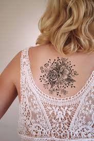 Large Flower Tattoos On - 50 pretty flower ideas for creative juice