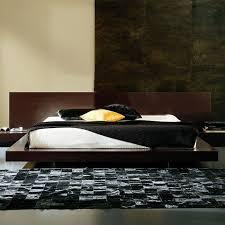Rossetto Bedroom Furniture Win Floating Platform Bed Wenge Rossetto Usa Furniture Cart
