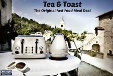 4 Slice Toaster Delonghi Delonghi Icona Toaster Ebay