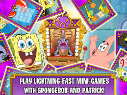 spongebob u0027s game frenzy app ranking and store data app annie