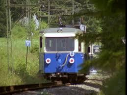 treno cremagliera bayerische zugspitzbahn ferrovia a cremagliera alta baviera