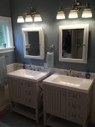 Home Depot Bathroom Cabinets And Vanities by Martha Stewart Living Seal Harbor 30 1 4 In W Bath Vanity In
