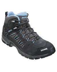 womens boots for walking meindl womens journey mid gtx walking boot anthracite azure