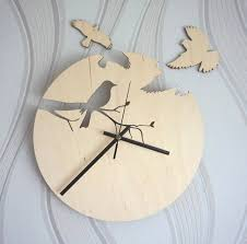 unique wall clocks u2013 getting your one of a kind diy clock diy
