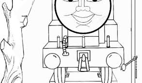 charlie thomas the train coloring pictures free coloring pages