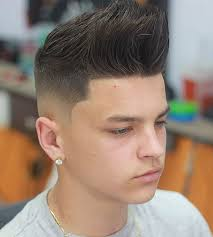 spiked haircuts medium length line up haircut define your style with our 15 unique exles