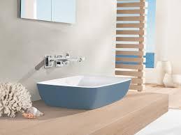 Villeroy Boch Bathtub Countertop Washbasin Oval Ceramic Contemporary Artis