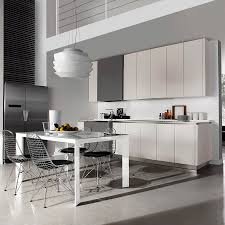 Contemporary Kitchen Contemporary Kitchen Glass Steel H 78 81 Tilo Miton