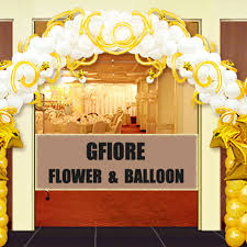 arch decoration 3m x 2 5 m balloon arch for wedding party event venue decoration