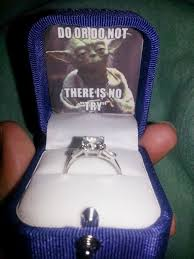 nerdy wedding rings 16 gloriously geeky wedding rings for committed nerds