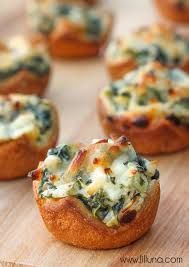 spinach dip bites so delicious and for any or get