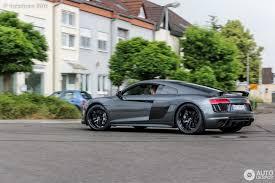 Audi R8 Green - audi r8 v10 plus 2015 26 june 2016 autogespot