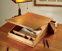 small desk plans free desk plans woodworking free 6 portable writing with regard to idea 9