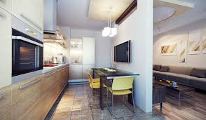 amazing of small apartment kitchen design magnificent modern
