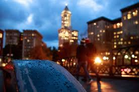 expect record high temps copious in seattle area as we