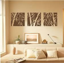 art home decor wall art home decor mural vinyl decal stickerbamboo by sweetwall
