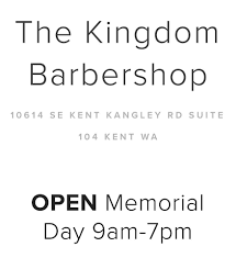 the kingdom barbershop home facebook
