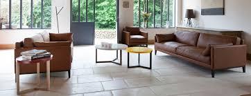 canapé duvivier prix fauteuil contemporain en cuir marron centquatre duvivier