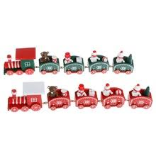 popular train christmas decoration buy cheap train christmas