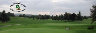 tree golf course in cortland ny