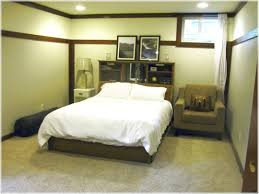 basement bedroom ideas on a pleasing basement bedroom without