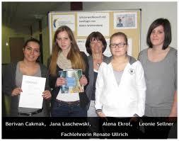 Ksp Bad Saulgau Erfolgreiche Teilnahme Am Schülerwettbewerb Des Landtags Von Baden