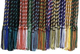 cords for graduation graduation honor cords chainettes tassel depot