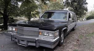 cadillac supercar why this 1979 cadillac hearse is better than a supercar