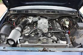 2000 ford mustang supercharger retired crown interceptor gets mustang cobra