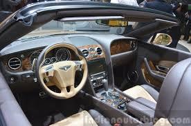 bentley continental interior 2015 bentley gt convertible interior view at 2015 geneva motor