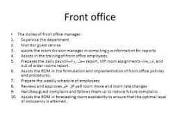 hd wallpapers front office manager resume examples