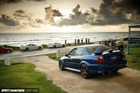 mitsubishi evo iphone wallpaper widescreen jdm speedhunters mitsubishi lancer evo beach tuning car