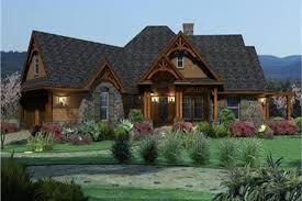 large one story homes two story house one story rustic house plans large one story