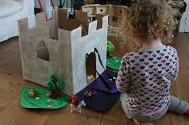 diy castle story box the imagination tree