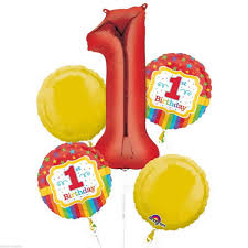 helium balloon delivery in selangor anagram rainbow 1st birthday foil balloon bouquet 5pcs from