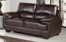 Living Rooms With Dark Brown Leather Furniture Furniture Stunning Details On Dark Brown Leather Couch On Grey