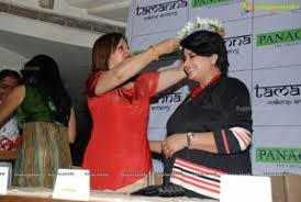 makeup school ta exclusive coverage panache finishing school felicitates tamanna