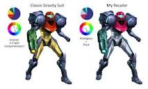 Image of Gravity Suit Metroid