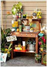 Potting Bench Ikea Potting Bench Turned Outdoor Bar Bench Bar And Creative