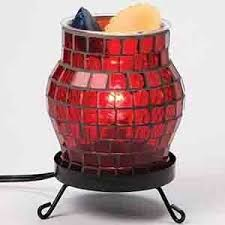 tart warmer light bulb mosaic electric tart burner red by levine gifts 20 99 includes
