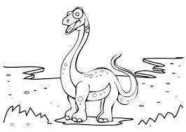dinosaur colouring pages pictures babycenter australia