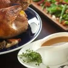 the chew recipe michael symon s turkey gravy entrés