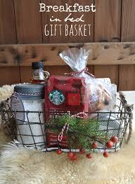breakfast gift basket breakfast in bed gift basket is a party