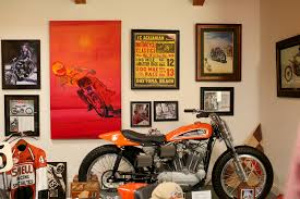 rent a motocross bike he u0027s got one hell of a motorcycle collection u2014 and one hell of a